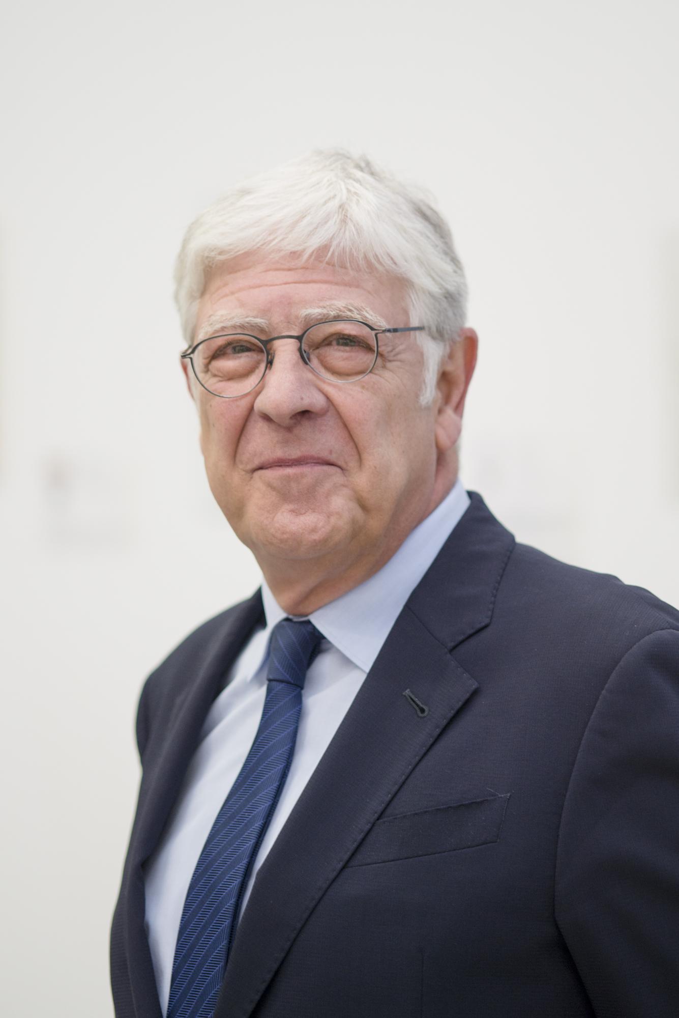 Pierre-René Lemas, président de France Active